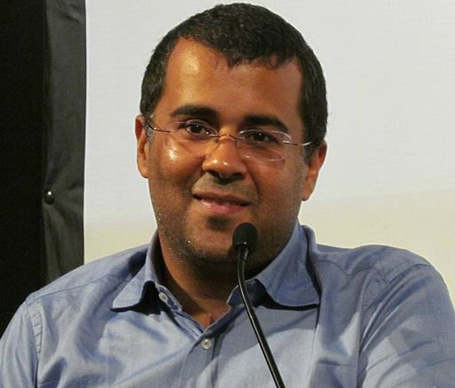 Chetan Bhagat Nach Baliye 7 judge