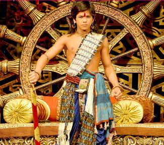 Siddharth Nigam Ashoka TV