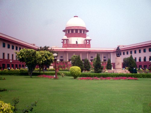 """Supreme Court of India - 200705 (edited)"" by Legaleagle86 at en.wikipedia. Licensed under CC BY-SA 3.0 via Wikimedia Commons"