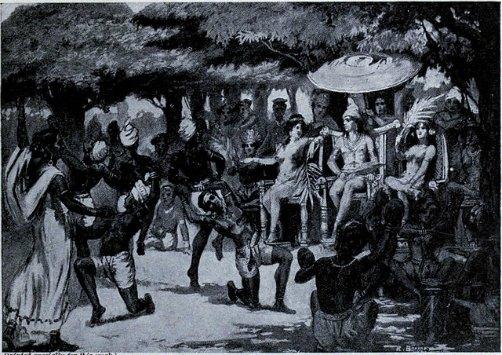Helena and Chandragupta Maurya marriage
