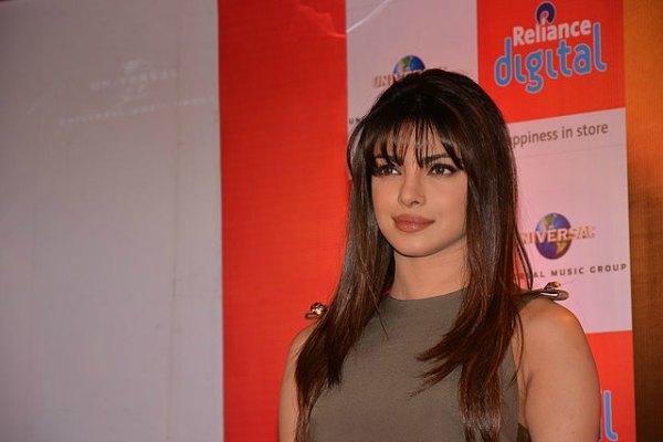 Priyanka Chopra aka Alex Parrish Quantico