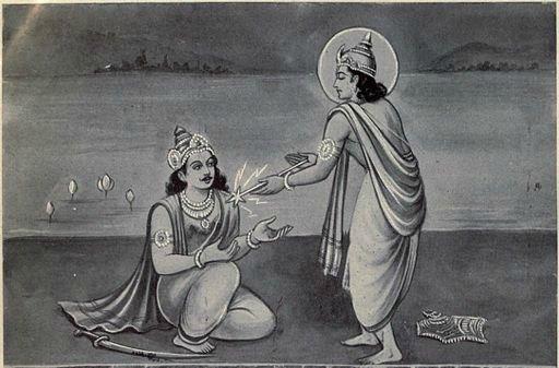 Suryaputra Karna in Mahabharat