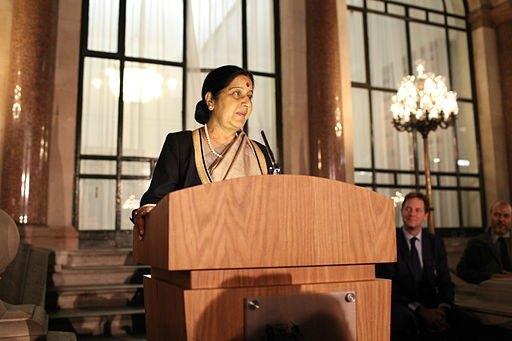 Sushma Swaraj Indian External Minister Facts