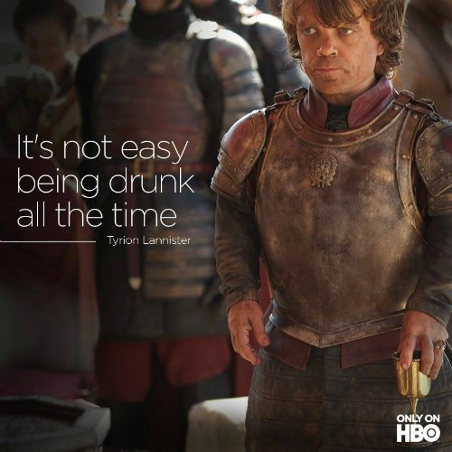 Tyrion in Game Of Thrones