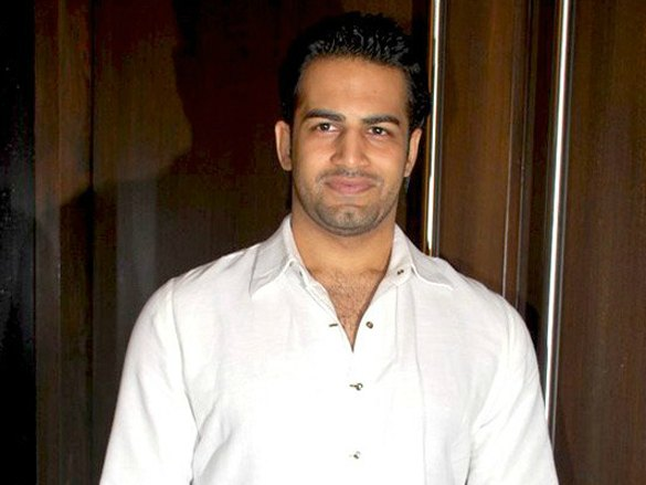 Upen Patel and Karishma Tanna Engagement