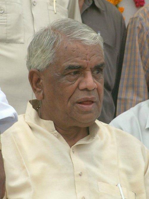 Babulal Gaur BJP Politician