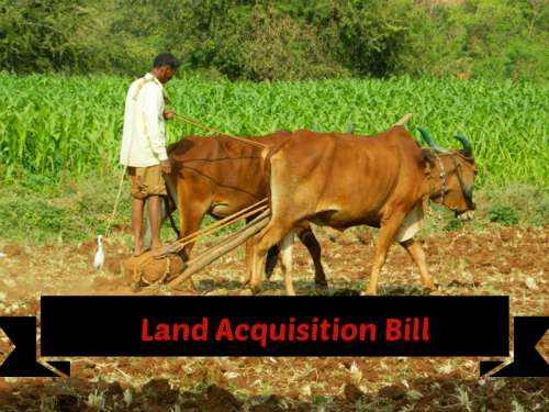Land Acquisition Bill 2015