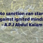 10 Inspirational APJ Abdul Kalam Quotes