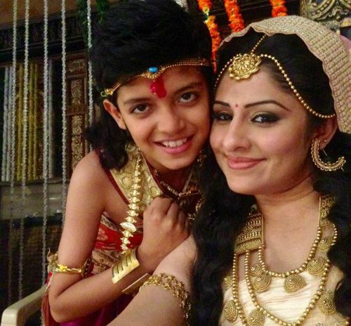 Siamak Ashoka Serial Colors TV