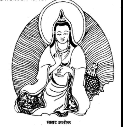 Chakravartin Ashoka Samrat successor Dasratha Maurya