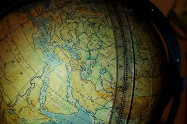 Geography and International Relation