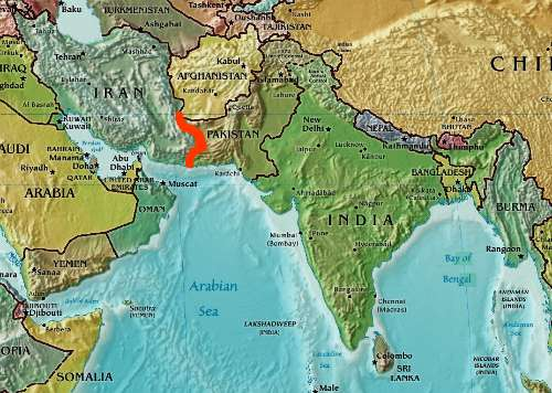 India Pakistan South Asia