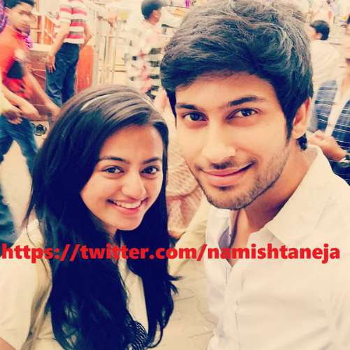 helly shah and namish taneja relationship problems