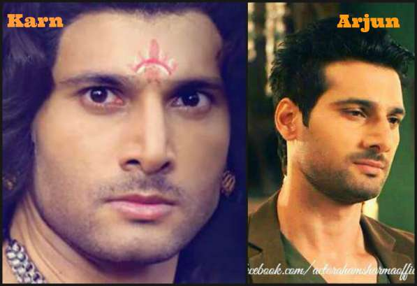 Aham Sharma as Karn Arjun