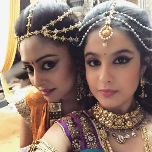 Ahankara Tunisha Sharma Ashoka Serial