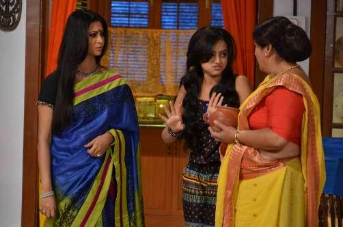 Swaragini Sharmishta Swara Dida