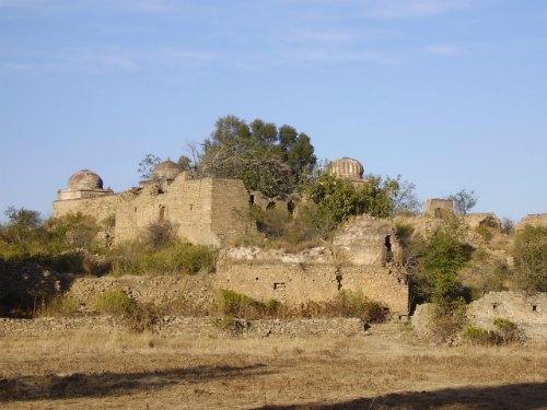 Hindu Temple in Pakistan - Tilla Jogain