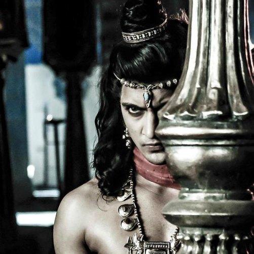 Rajkumar Sushim in Ashoka Serial