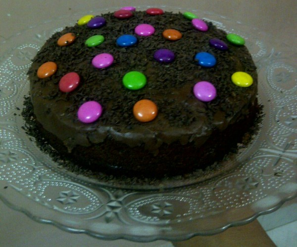Permalink to Homemade Chocolate Cake Recipe