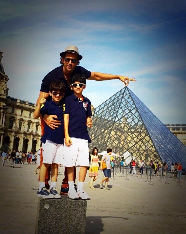hrithik-roshan-kids-instagram-photos - National Views