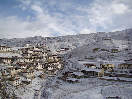 Spiti Valley Travel Destination for NRIs