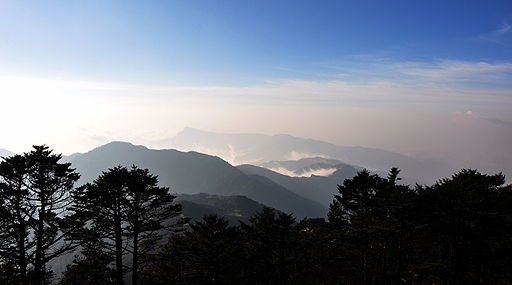 Sandakphu View In West Bengal