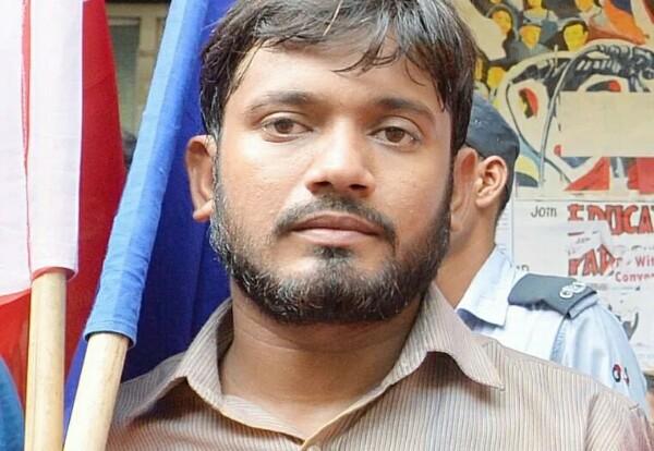 Kanhiya Kumar JNU Student Union President