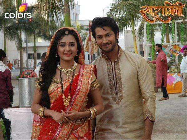Lakshya Raogini Marriage Phot