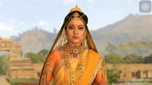 Piyali Munsi as Mandidari in Siya Ke Ram