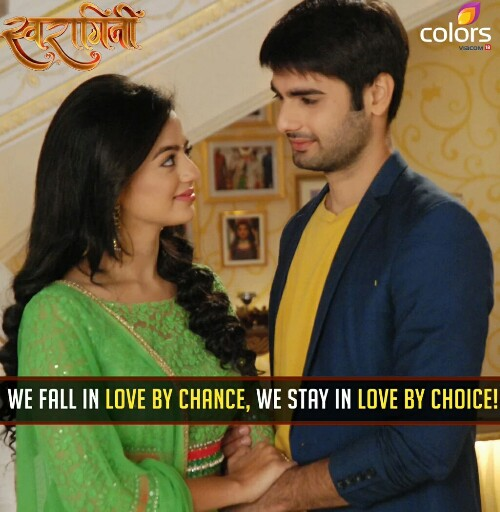 Swara and Sanskar Marriage in Swaragini