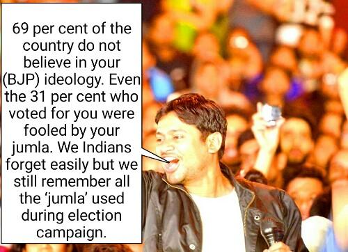 10 Quotes From Kanhaiya Kumar Speech At JNU! - National Views