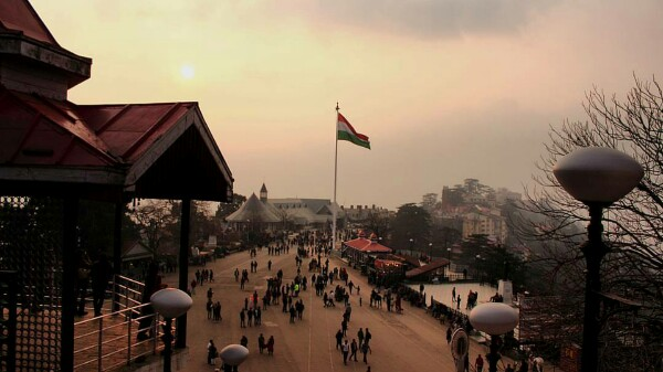 mall-road-shimla-tourist-places