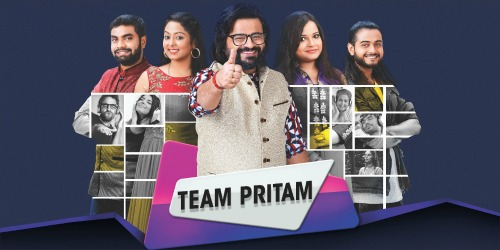 sa-re-ga-ma-pa-team-pritam