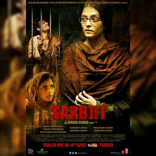 Download Mp3 Song One Man By Singaa: Sister Act : Sarbjit Trailer Review