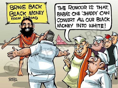 baba-ramdev-cartoon-by-satish-acharya