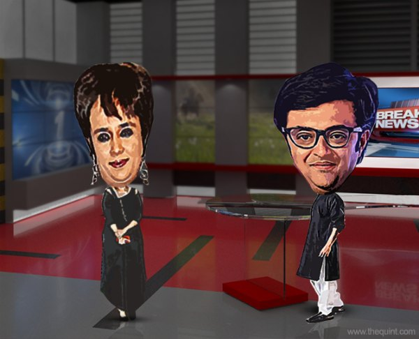 arnab-goswami-vs-barkha-dutt-cartoon