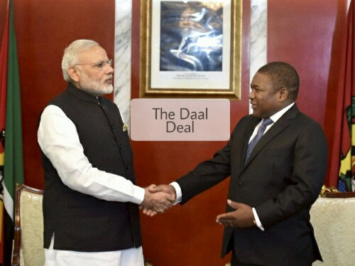 mosambique-daal-deal-by-modi