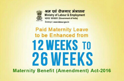 26-week-maternity-leave-bill-in-india