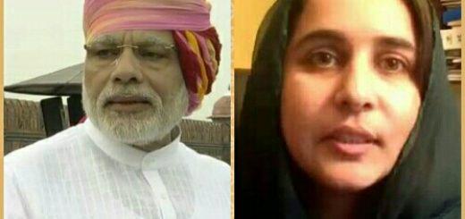 baloch-activist-karmina-baloch-appeals-narendra-modi