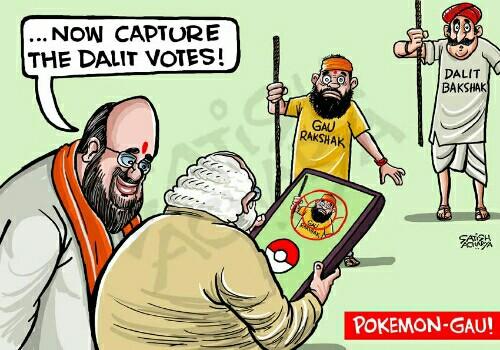 dalits-vs-gau-rakshak-cow-politics