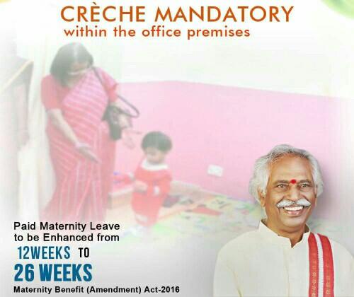 maternity-benefit-amendment-bill-2016-facilities