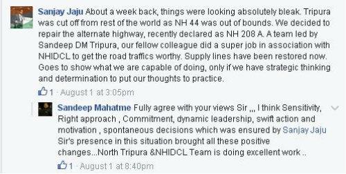 sandeep-mahatme-IAS-officer-Tripura