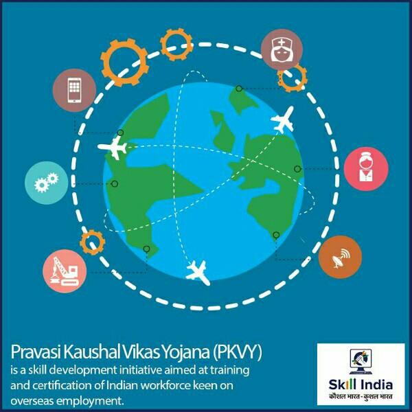 skill-india-pkvy-scheme-foreign-jobs