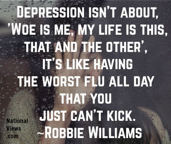 Depression Quotes And Sayings About Depression: Depression-quotes-thoughts