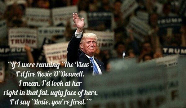 Donaldtrumpoffensivequotesonwomen National Views Best Offensive Quotes