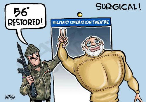 surgical-strike-narendra-modi-cartoon