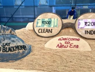 Sand Art by