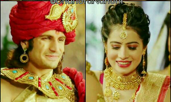 Image Courtesy: Star Plus via @ChandraNandni