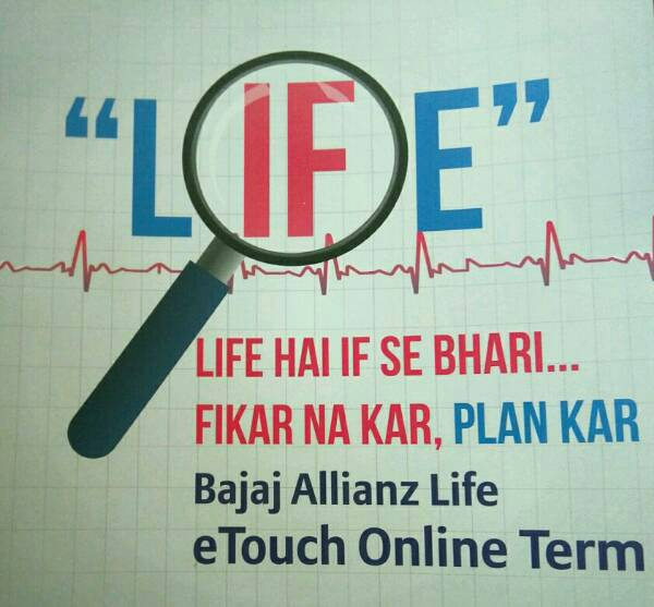 Bajaj Allianz Life Etouch Online Term And Health Cover