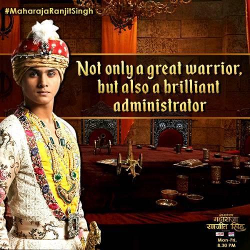 Sher-E-Punjab Maharaja Ranjit Singh Cast: Know the Real